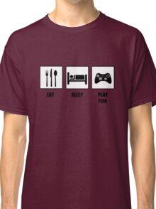 EAT SLEEP PLAY FIFA Classic T-Shirt