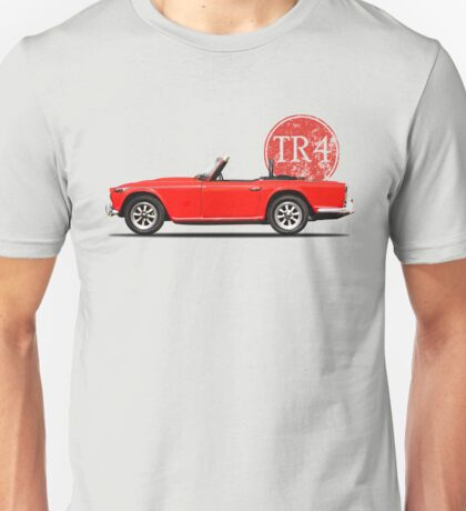 The 1965 TR4 Unisex T-Shirt