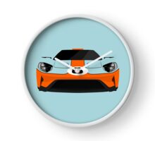 The Ultimate American Super Car in Racing livery Clock