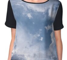 Into the skies Chiffon Top