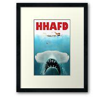 HHAFD Framed Print