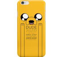 Jake the Dog Advice iPhone Case/Skin