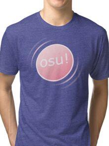 Osu! Tri-blend T-Shirt