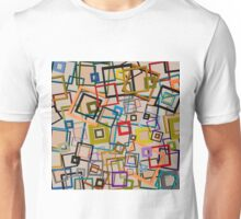 Abstract composition 494 Unisex T-Shirt