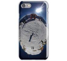 Planet Ski iPhone Case/Skin