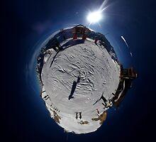 Planet Ski by Carl Howe