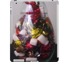 lollie jar 2 (edit) iPad Case/Skin