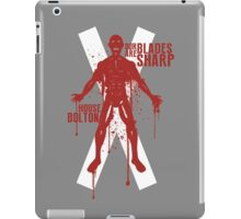 House Bolton Game of Thrones Shirt iPad Case/Skin