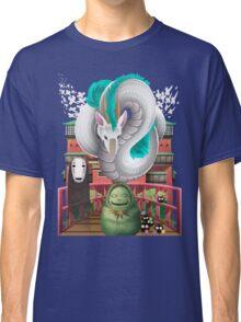 Spirited Away - Miyazaki Studio Ghibli Tribute Classic T-Shirt
