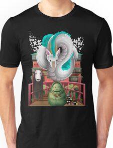 Spirited Away - Miyazaki Studio Ghibli Tribute Unisex T-Shirt