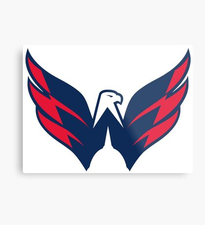 National Hockey League - Washington Capitals Metal Print
