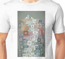 Abstract composition 501 Unisex T-Shirt