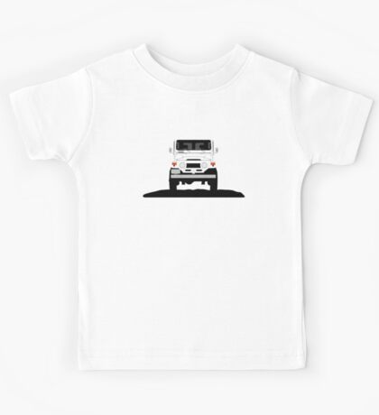 The classic offroader Kids Tee