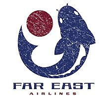 Far East Airlines Photographic Print