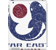 Far East Airlines iPad Case/Skin