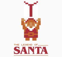 The Legend of Santa Kids Tee