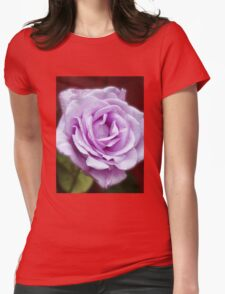 Heavenly Fragrance - Dreamy Blue Moon Rose T-Shirt