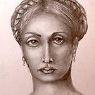 Lucrezia Study 1 by Alma Lee