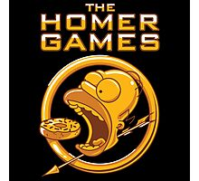 THE HOMER GAMES Photographic Print