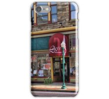 Main Street USA iPhone Case/Skin