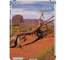 Gnarled Beauty of the Valley iPad Case/Skin
