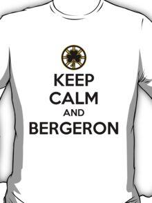 Keep Calm and Bergeron T-Shirt