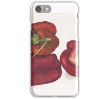 Capsicum stack iPhone Case/Skin