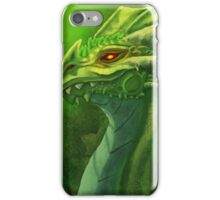 Dragon bust iPhone Case/Skin
