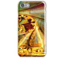 Baroque Surrealisticalia Catus 1 No. 2 L B iPhone Case/Skin