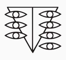 SEELE Logo - Black Kids Tee