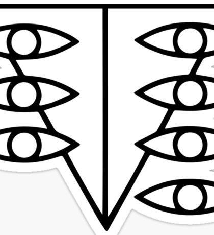 SEELE Logo - Black Sticker