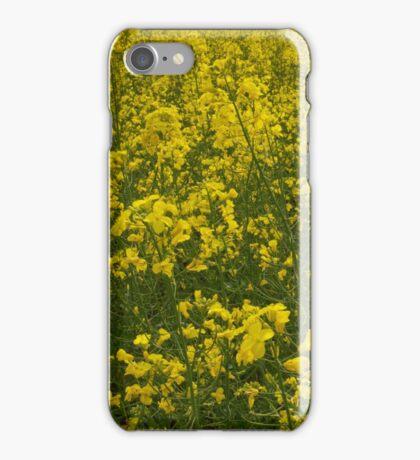 Yellow Vertigo iPhone Case/Skin