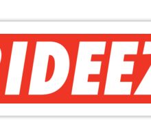 TRI DELT Sticker