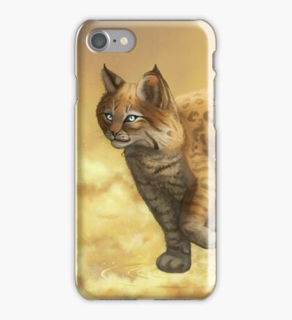 Upon the sky iPhone Case/Skin