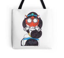Fearsome Desert Tigress Tote Bag