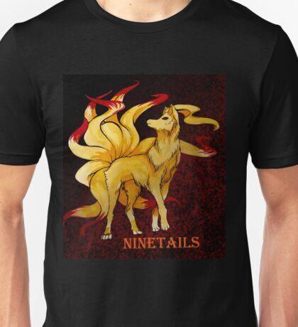 NineTails Unisex T-Shirt