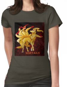 NineTails Womens Fitted T-Shirt