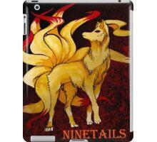 NineTails iPad Case/Skin