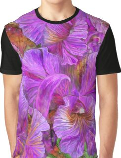 Wild Orchids Graphic T-Shirt