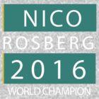 NICO ROSBERG WORLD CHANPION by upick