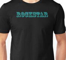 Rockstar (Green) Unisex T-Shirt