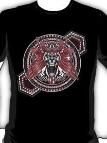 Mecha Gorilla Fury (Non-Bordered) T-Shirt