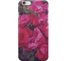 Faded Floral iPhone Case/Skin