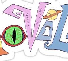 moville Sticker