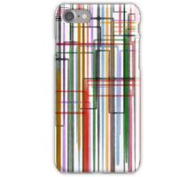 Think Outside the Box iPhone Case/Skin