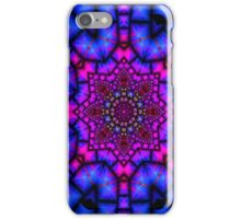 Kaleidoscope Catus 1 No. 1 L B iPhone Case/Skin
