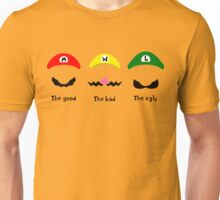 THE GOOD, THE BAD & THE UGLY Unisex T-Shirt
