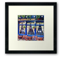 FEEL LIKE A PINT? Framed Print