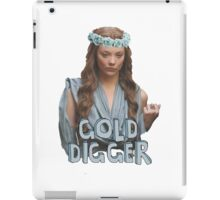 Gold Digger Tyrell iPad Case/Skin