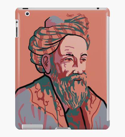 Omar Khayyam iPad Case/Skin